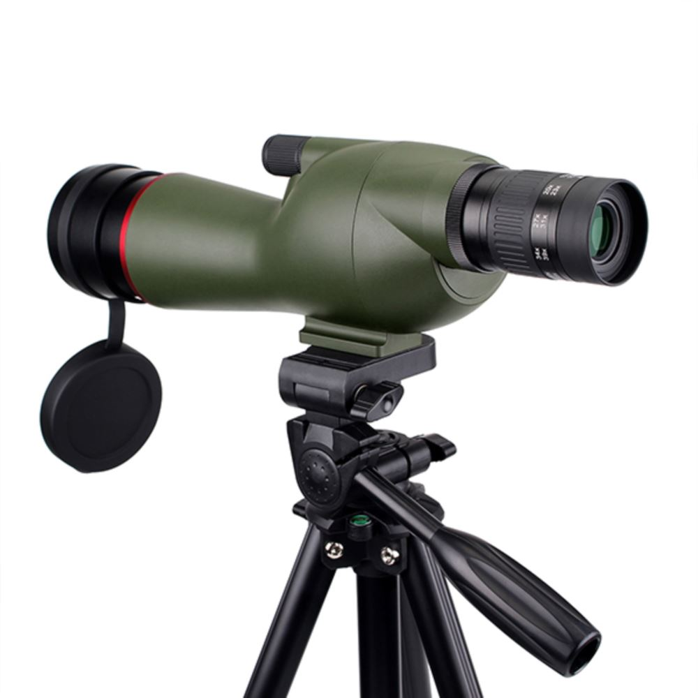 SV19 15-45x60mm WP FMC Spotting Scope with Tripod